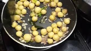 3 types of dishes with boiled & fried Paneer Rice Balls😊