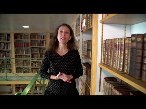 Carnets de l'édition : conservatrice de bibliothèque au Muséum national d'Histoire naturelle
