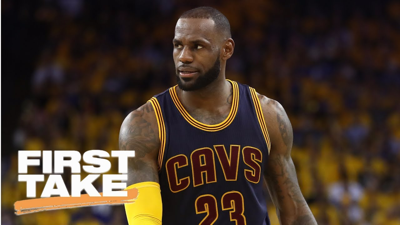 6ebdc0ccf7eb LeBron James Gets A Pass In Game 1 Of NBA Finals