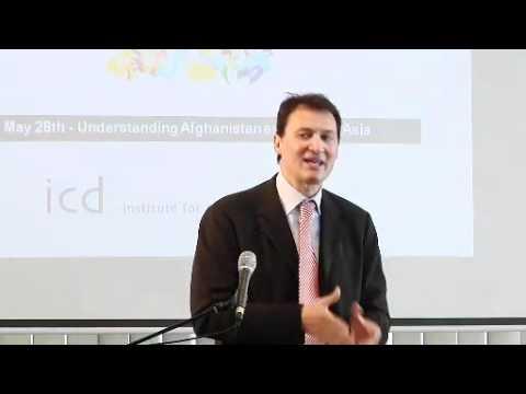 Daniele Riggio (Information Officer for Central Asia, NATO)