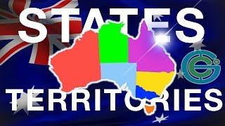 AUSTRALIA- States and territories explained (Geography Now!)