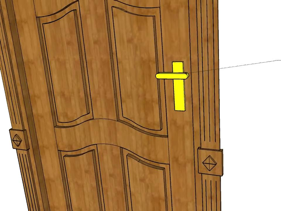 Puerta medio punto carpinteria santa clara youtube - Carpinteria santa clara ...