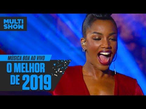 Iza comenta os MELHORES SHOWS do Música Boa Ao Vivo 2019   Música Boa Ao Vivo  Música Multishow