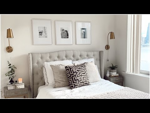 OUR (close to) NYC APARTMENT TOUR!!!