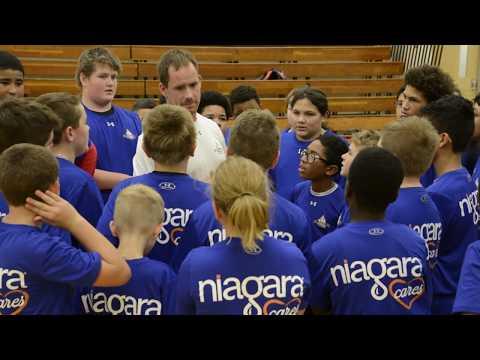 Cal Ripken, Sr. Foundation and Niagara Cares Renovate Bullen Middle School Fitness Room