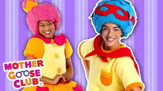 One, Two, Buckle My Shoe + More | Mother Goose Club and Friends