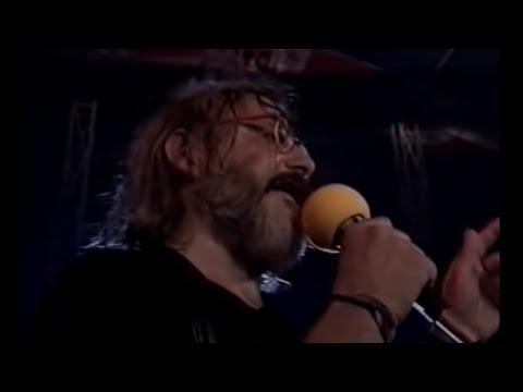 I Nomadi - La Collina live Casalromano (MN) 1989.