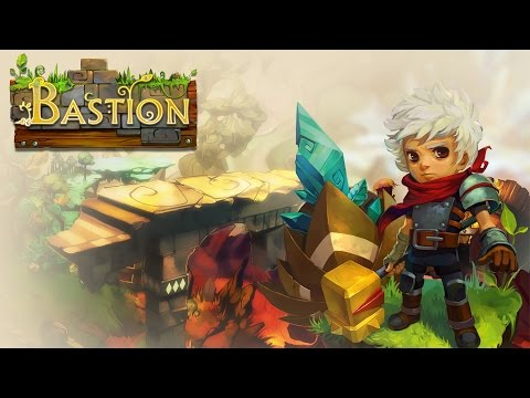 Bastion - Gameplay IOS (iPhone / IPad) Par KickMyGeek