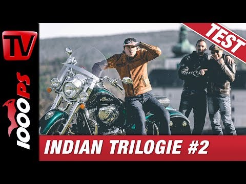 Indian Trilogie #2 - NastyNils, Cowboys gegen Indianer und der Sound der Indian Springfield