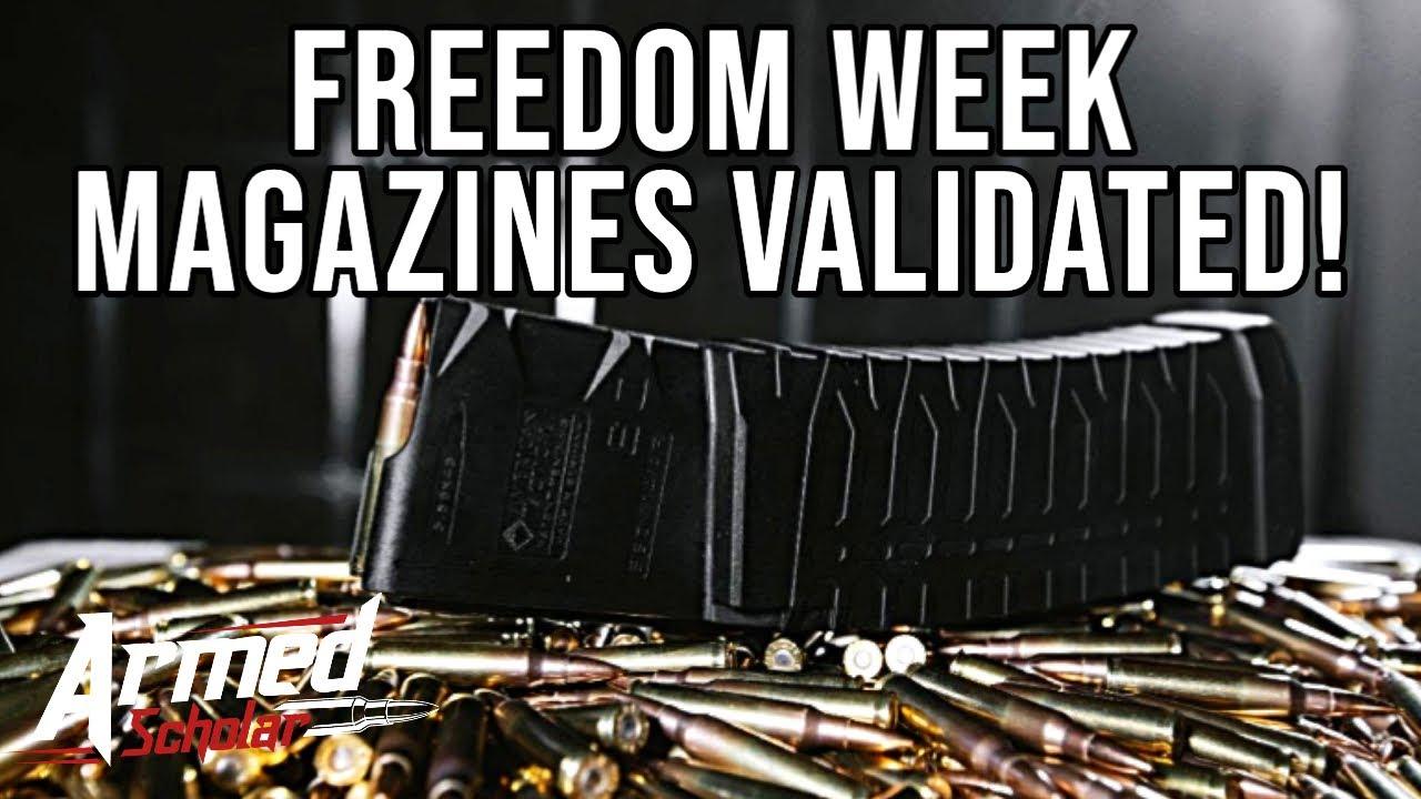 Freedom Week Magazine Case Dismissed! Tulare v. Pheng Yang