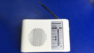 Класична пайка - АМ/FM/TV радіо набір - #0047