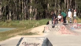 Suffolk Park Skate Session 2