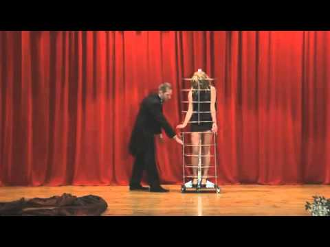 Mysterious Rings Magic Illusion