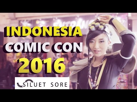 Indonesia Comic Con 2016 - Cosplay Music Video