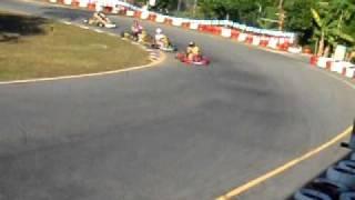 Fast Go Karts In Thailand!!!