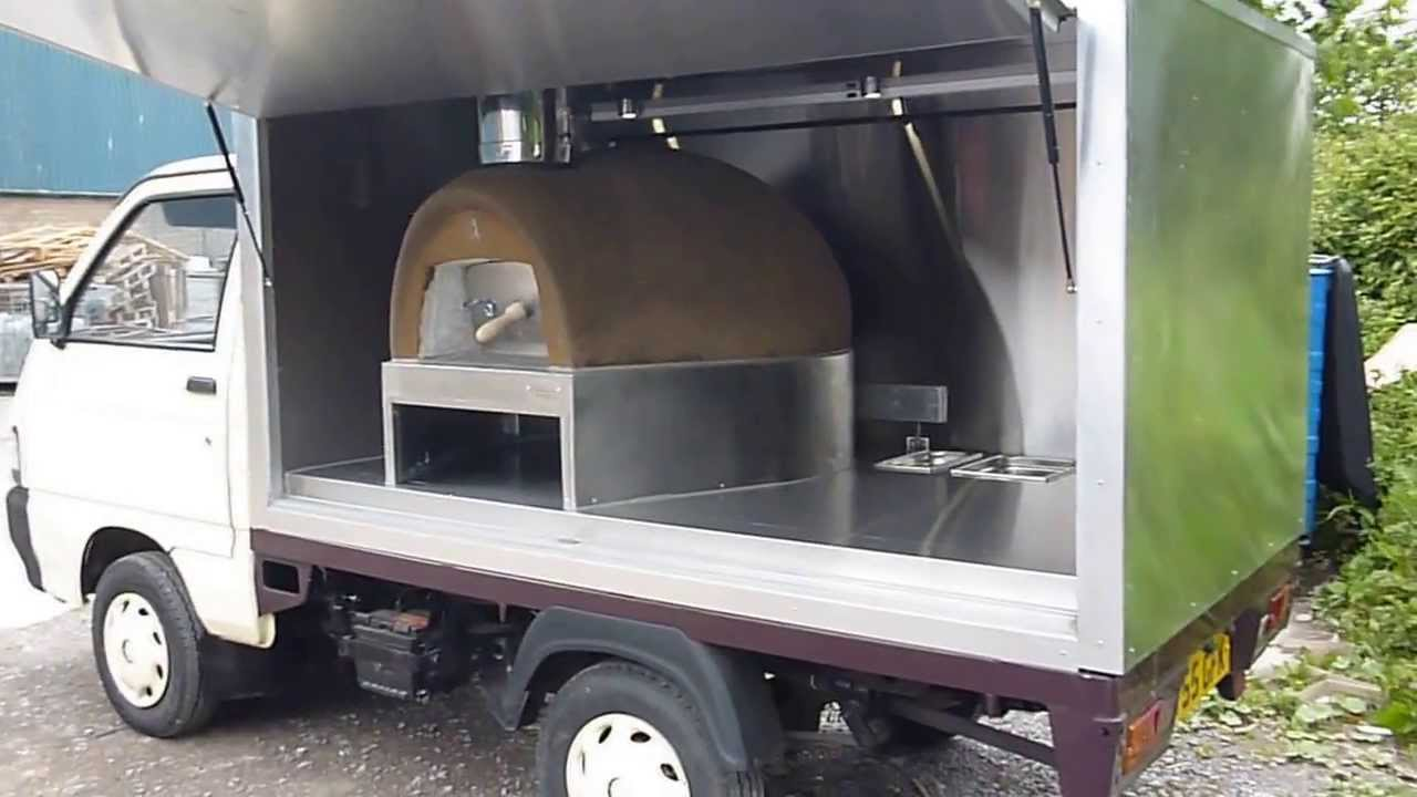 Portable wood fired pizza oven for sale - Mobile Wood Fire Pizza Oven