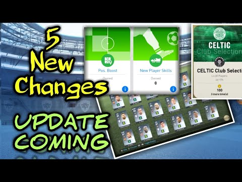 Huge Update coming in PES 2019 Mobile