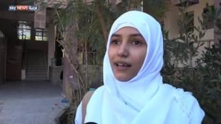 أهالي تعز يواصلون تعليم أبنائهم رغم الحرب