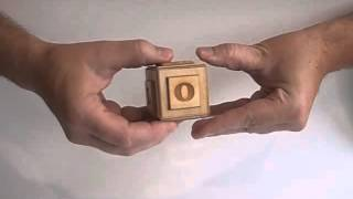 Opening a puzzle box Design by Bruce Viney.