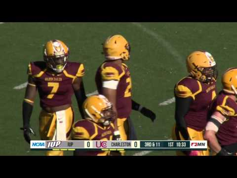 NCAA Division II Football: IUP vs UC