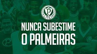 Nunca Subestime o Palmeiras