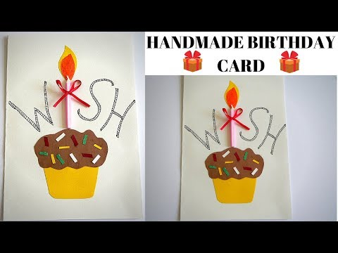 beautiful-handmade-birthday-card/-birthday-card-idea/easy-and-fun-diy-cupcake-birthday-greeting-card