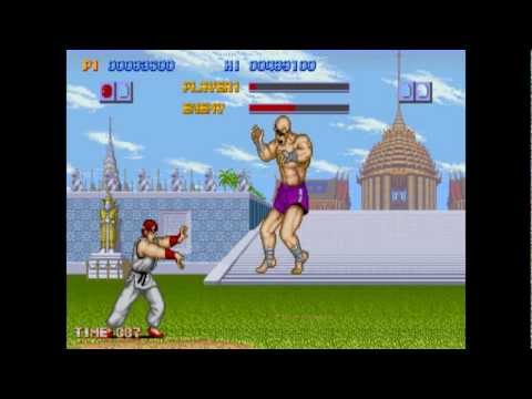 EnglishRetro Arcade - Street Fighter