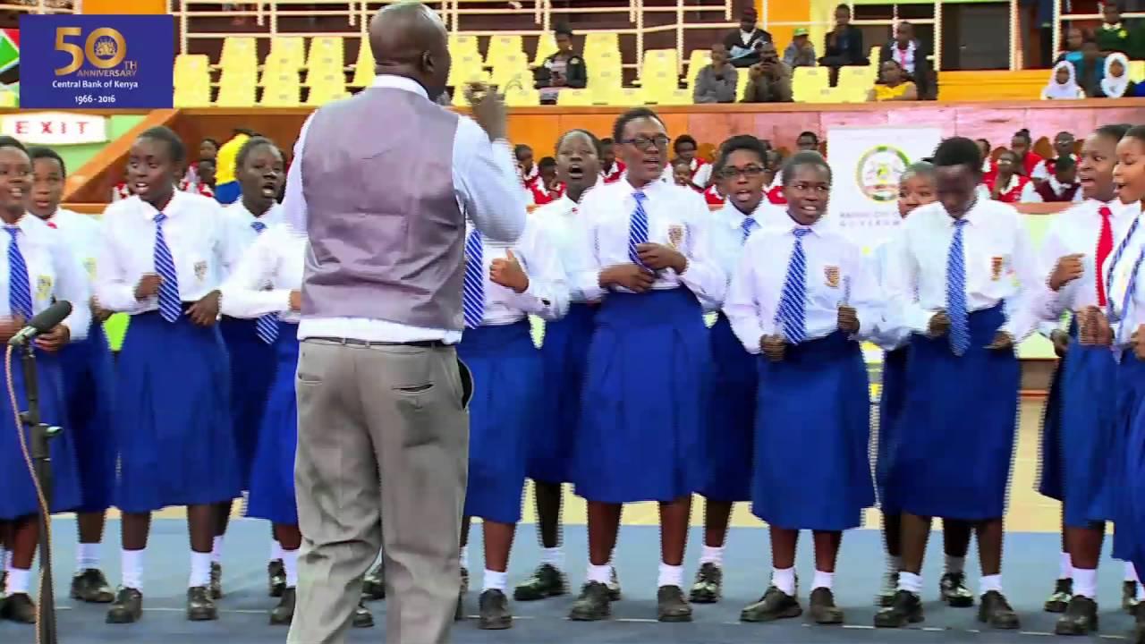 Kenya Music Festival 2016 - Day 7