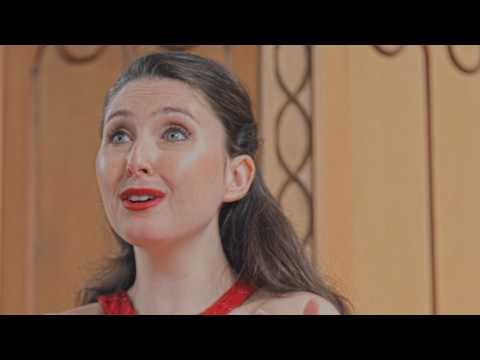 Duo Malkin-Elias: Baroque pop music by Obizzi and Marín (teaser)