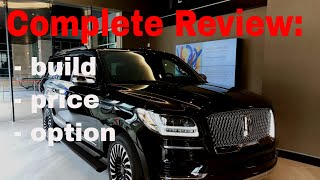 2018 Lincoln Navigator - Build & Price Review (Premiere, Select, Reserve, Black Label)