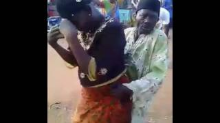 Davido - gbagbe oshi viral video. too funny from the ghetto