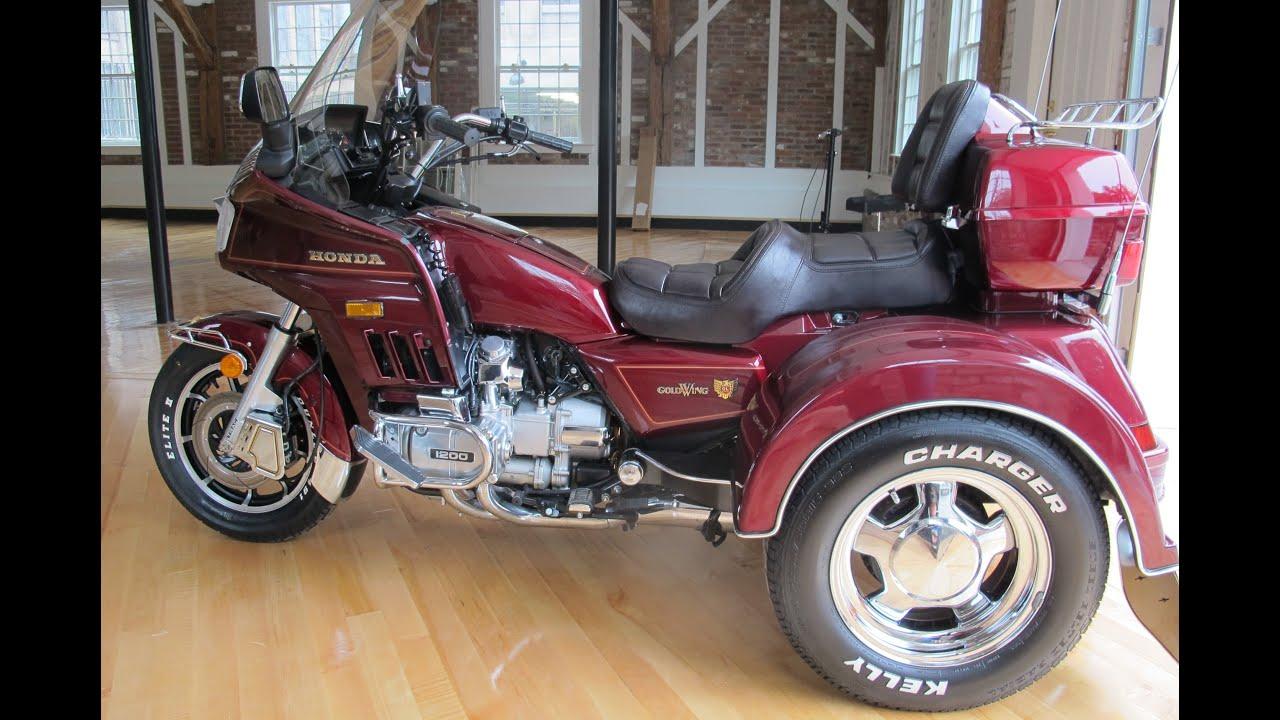 Gl1100 Goldwing Trike