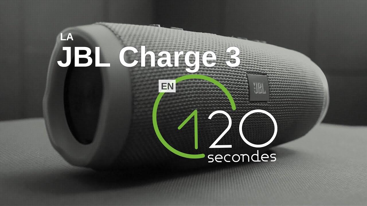 test de l 39 enceinte nomade bluetooth jbl charge 3. Black Bedroom Furniture Sets. Home Design Ideas