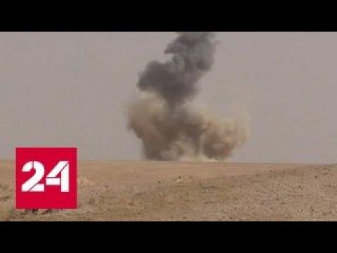 """""""Факты"""": американцы вывезли из Дэйр-эз-Зора главарей ИГИЛ"""