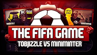 BOARD OF FIFA? THE FIFA 15 GAME With Tobi