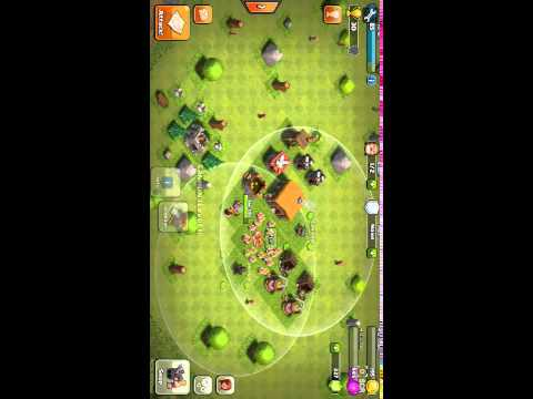 Clash of Clans Hack(Using GameHacker)