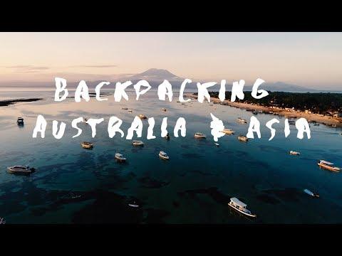 Backpacking Australia & Asia 2017