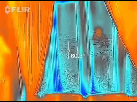Thermal imaging window comparison watch cold air youtube for Thermal watches