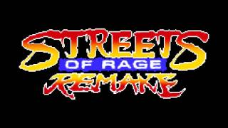Max Man II - Streets of Rage Remake V5 Music Extended