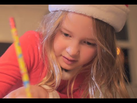 DEAR SANTA : What we really want for Christmas | The Holderness Family