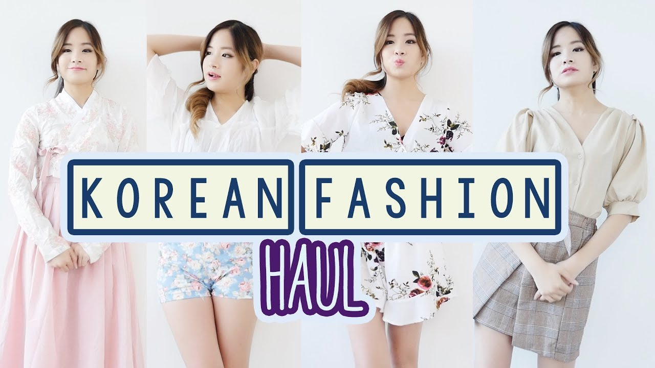 ❤️ KOREAN Clothing Haul ❤️ WHAT I BOUGHT IN KOREA