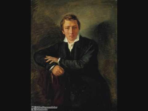 special sales high quality exclusive range Heinrich Heine - Ich hab im Traum geweinet, muzyka Robert Schumann