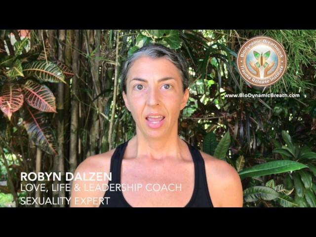 BioDynamic Breathwork & Trauma Release Training testimonial - Robyn Dalzen