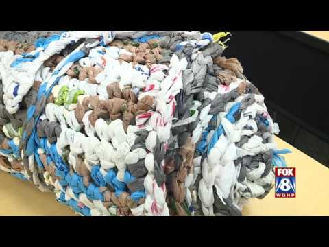 How To Make a PLARN Bed Roll