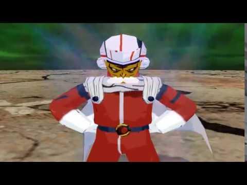 Dragon Ball Z Budokai Tenkaichi 3 Zarbuto And Rabanra Vs Kefla
