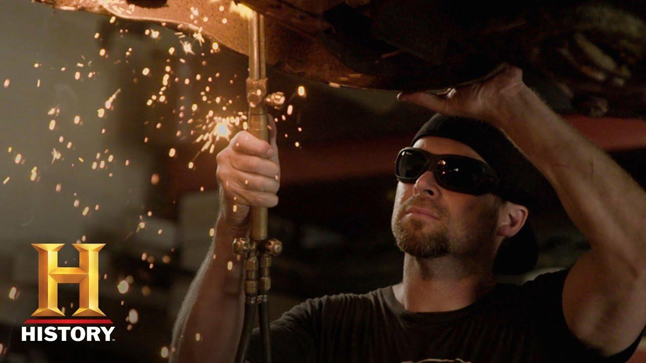 Download Detroit Steel: Bonus - The History of Mobsteel   History