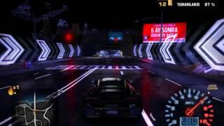 NFSMW NFSTR Edition: İstanbul 2016 Night Mod Gameplay #3