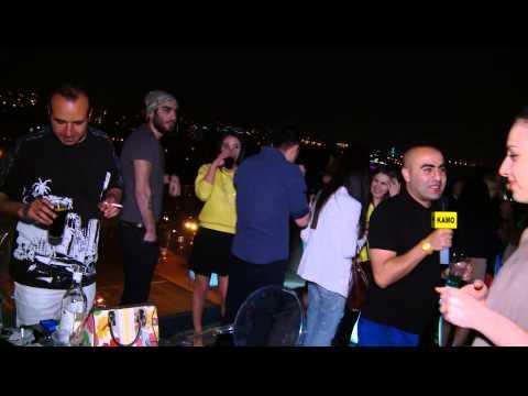 DJ Serjo's Event At El Sky Bar