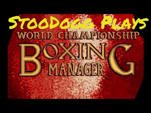 World Championship Boxing Manager Part 1: Learning the ropes