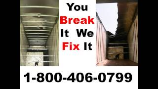   Box Truck Trailer Container Repairs 1-800-406-0799 NY Long Island Belle Terre 11777 Suffolk  